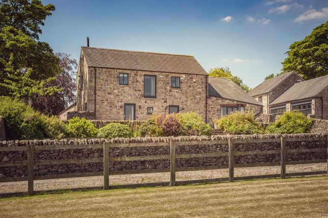 Thumbnail Detached house for sale in Oakerthorpe Road, Bolehill, Matlock