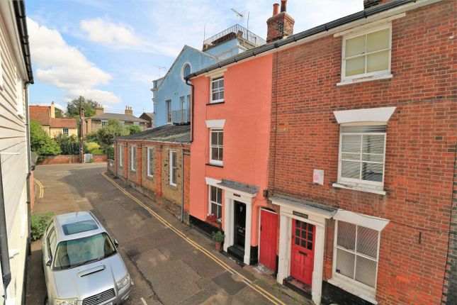 Thumbnail Town house for sale in Bath Street, Wivenhoe, Colchester, Essex