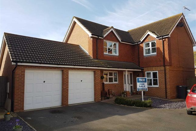 Thumbnail Detached house for sale in Orchard Close, Billinghay, Lincoln