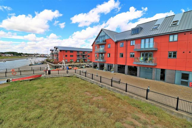 Thumbnail Flat for sale in Lord Nelson Court, Walter Radcliffe Road, Wivenhoe, Colchester, Essex