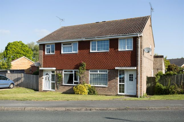 Thumbnail Semi-detached house for sale in Cumberland Way, Dibden, Southampton