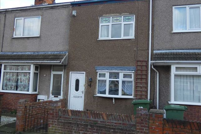 Thumbnail Terraced house to rent in Lovett Street, Cleethorpes