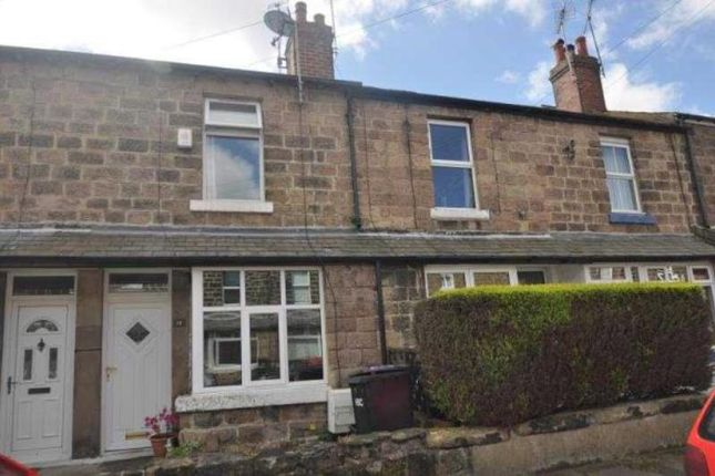 Thumbnail Terraced house to rent in Willow Grove, Harrogate, North Yorkshire