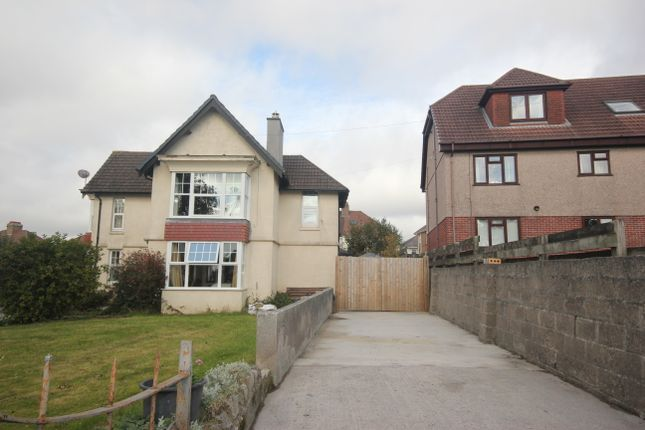 Thumbnail Flat to rent in Efford Road, Higher Compton, Plymouth