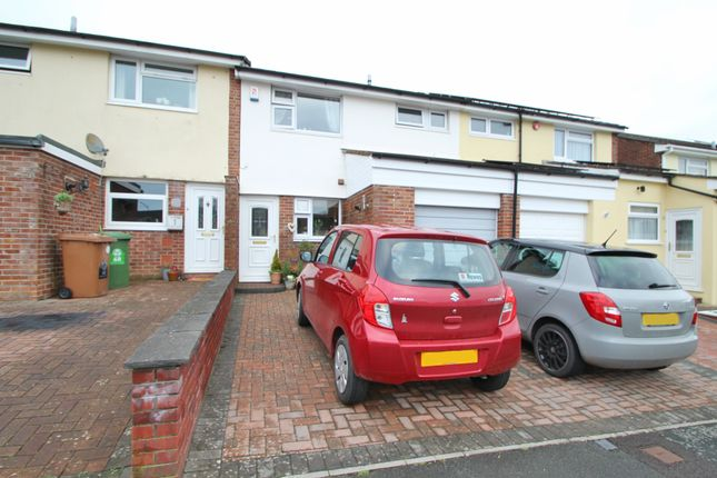Thumbnail Terraced house for sale in Edwards Drive, Plympton, Plymouth