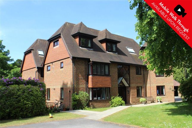 Thumbnail Flat for sale in Fiveways, 2 Grange Road, Camberley, Surrey