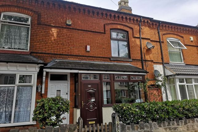 Thumbnail Terraced house for sale in Bordesley Green, Bordesley Green, Birmingham