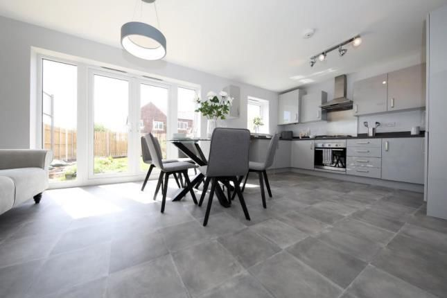Thumbnail End terrace house for sale in Chancel Meadows, 1 Convent Way, Whitby, North Yorkshire