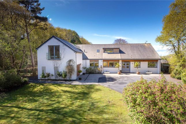 Thumbnail Detached house for sale in Longacre, Southwood Road, Troon