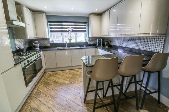 Thumbnail Detached house for sale in Hillside End, Birchanger, Bishop's Stortford