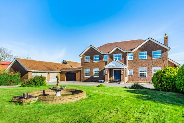 Thumbnail Detached house for sale in Fosterhouses, Doncaster