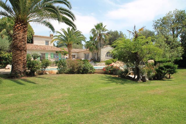 Thumbnail Property for sale in Vence, Alpes Maritimes, France