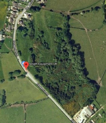 Thumbnail Land for sale in Plas Bennion Road, Penycae, Wrexham