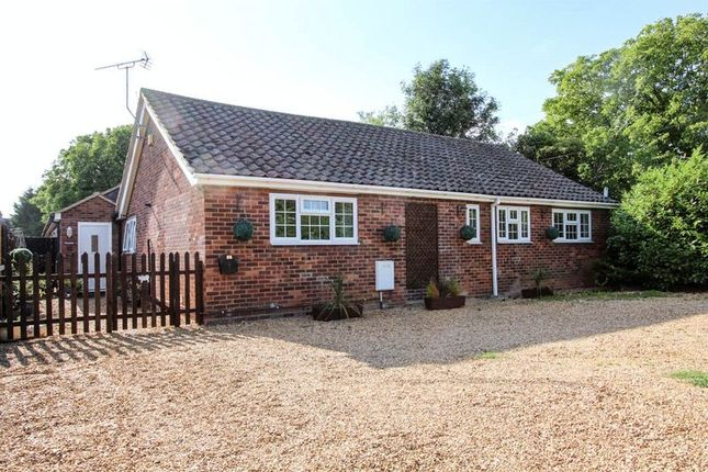 Thumbnail Bungalow for sale in Collins Hill, Fordham, Ely