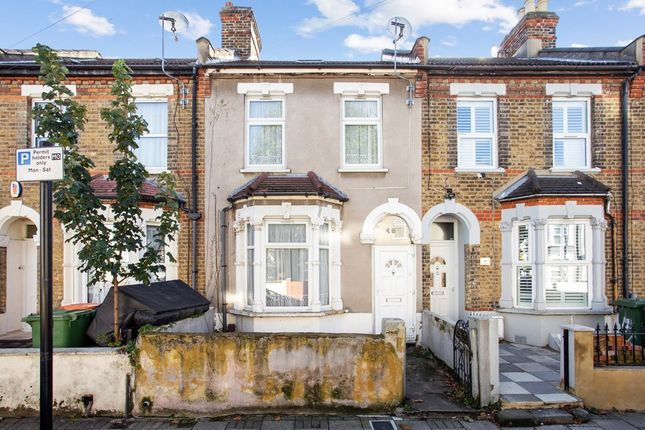 Thumbnail Terraced house to rent in Rutland Road, London