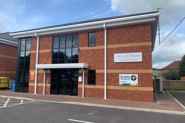 Thumbnail Office to let in Weycroft Avenue, Axminster