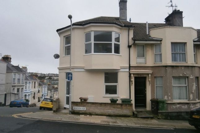 Thumbnail Property to rent in Station Road, Keyham, Plymouth