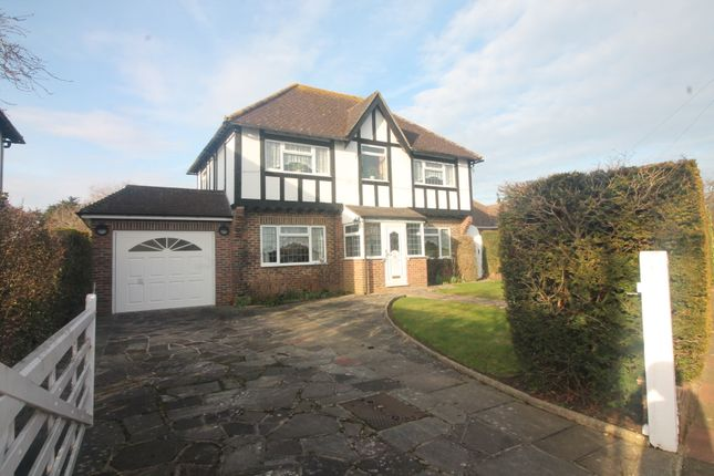 Thumbnail Detached house for sale in Cissbury Avenue, Findon Valley