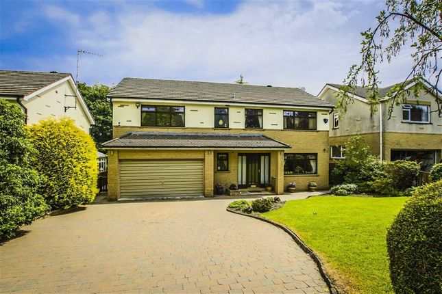 Thumbnail Detached house for sale in Woodfield Avenue, Baxenden, Lancashire