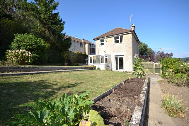 Thumbnail Detached house to rent in Westwoods, Box Road, Bath
