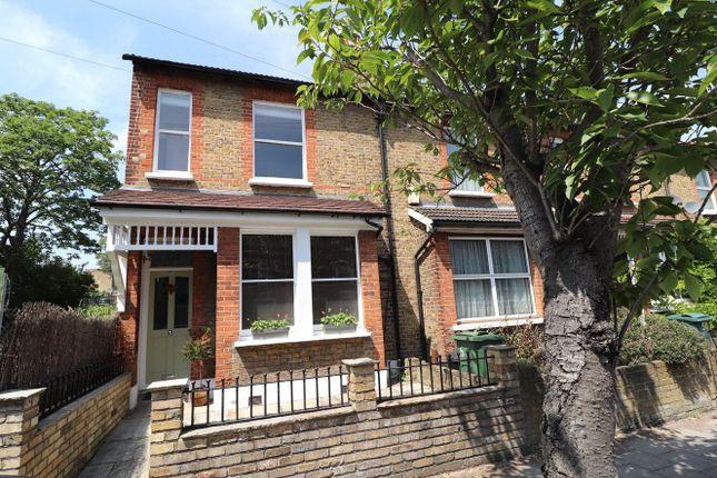 Thumbnail End terrace house for sale in Churchfields Road, Beckenham