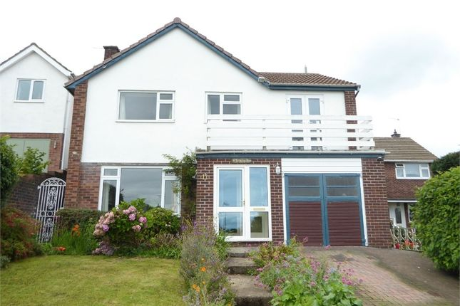 Thumbnail Detached house for sale in Fitzosborn Close, Chepstow