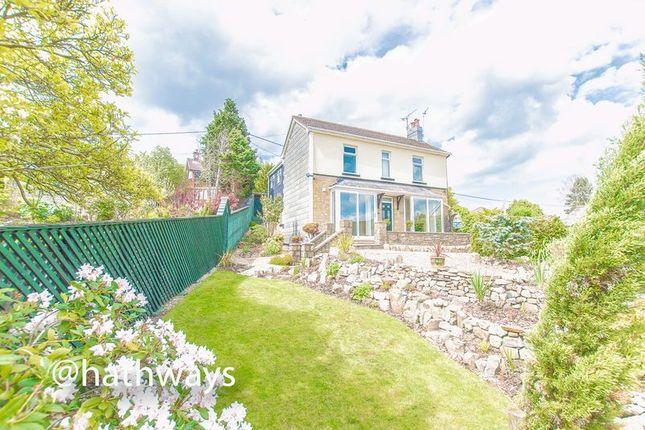 Thumbnail Detached house for sale in Lower Stoney Road, Garndiffaith, Pontypool