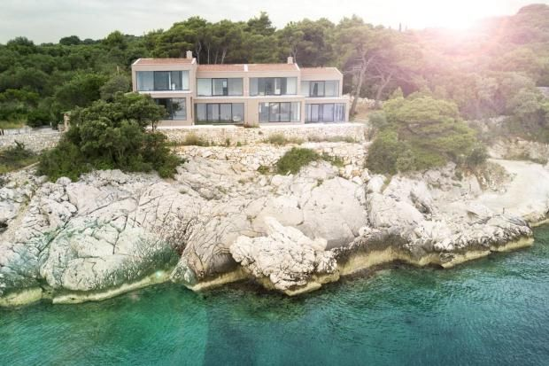Thumbnail Property for sale in Seafront Villa, Island Of Kolocep, Croatia