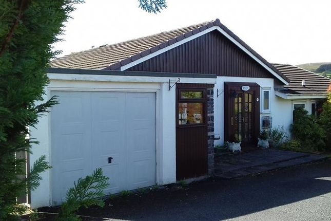 Thumbnail Detached bungalow for sale in Maesmawr, Rhayader, Powys, 5Pl.