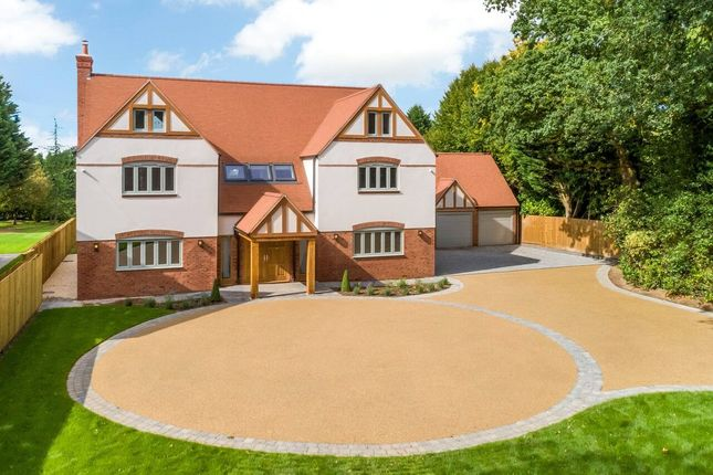 Thumbnail Detached house for sale in Broad Lane, Tanworth In Arden, Solihull