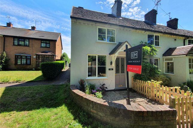 Thumbnail End terrace house for sale in Brockleys Walk, Kinver, Stourbridge