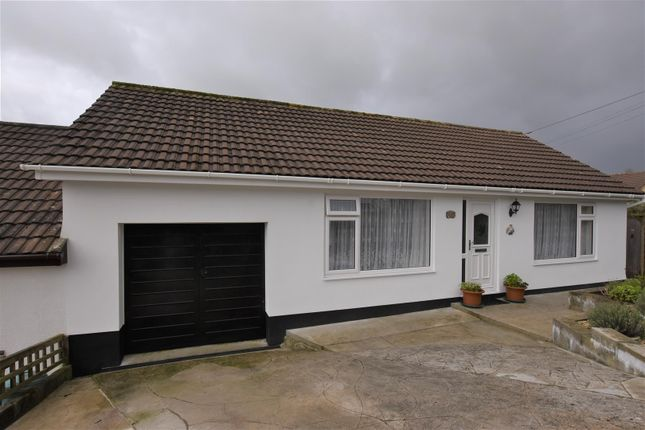 Thumbnail Semi-detached bungalow for sale in Valley View Estate, Lanner, Redruth