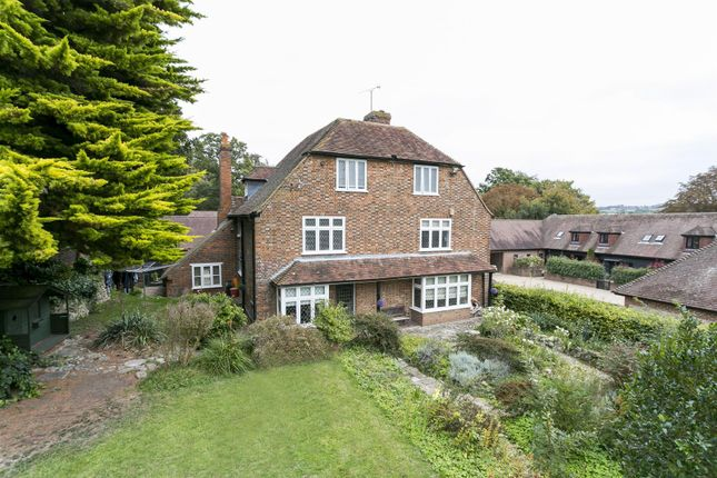 Thumbnail Detached house for sale in The Street, Teston, Maidstone