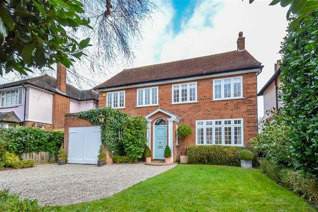 Thumbnail Detached house for sale in Burnham Road, Leigh On Sea, Essex