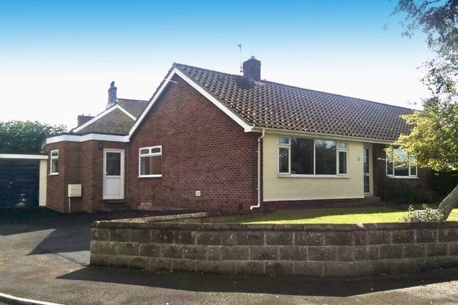 Thumbnail Semi-detached bungalow for sale in Silverlow Road, Nailsea