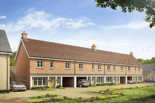 Thumbnail Terraced house for sale in Long Melford, Sudbury, Suffolk