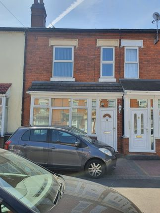 Thumbnail Terraced house for sale in Somerville Road, Small Heath Birmingham