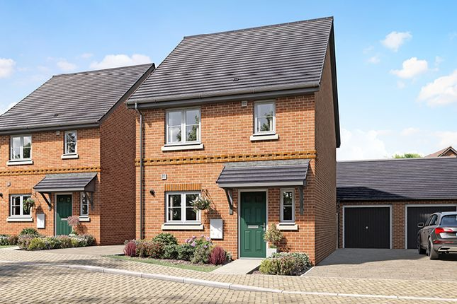 """3 bed property for sale in """"The Hatfield"""" at Highlands Lane, Rotherfield Greys, Henley-On-Thames RG9"""