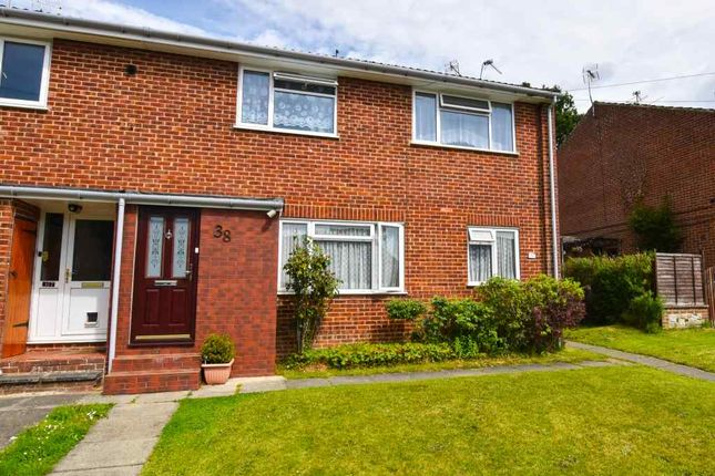 Thumbnail 2 bed flat for sale in Windsor Walk, Lindford, Bordon