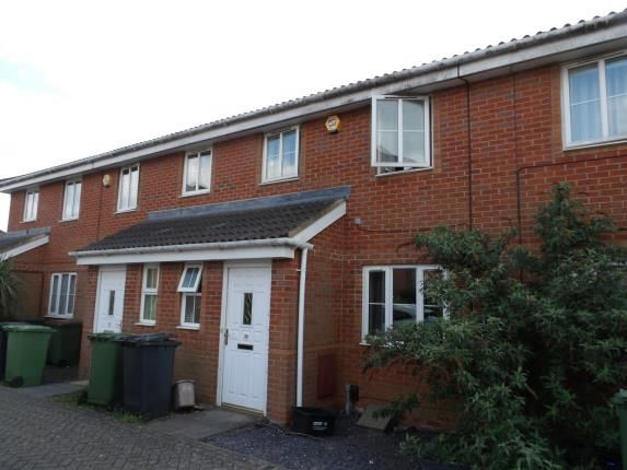 Thumbnail Terraced house for sale in Sopwith Road, Eastleigh