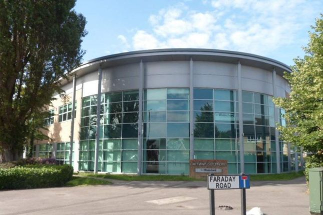 Thumbnail Office to let in Gateway, Guildford