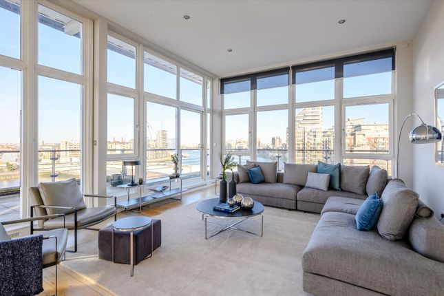 Thumbnail Flat for sale in Dolphin House, Smugglers Way, London