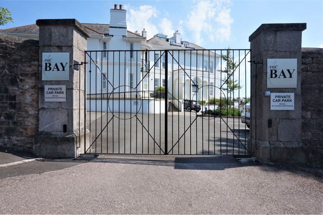 Gated Entrance of Cary Road, Torquay TQ2