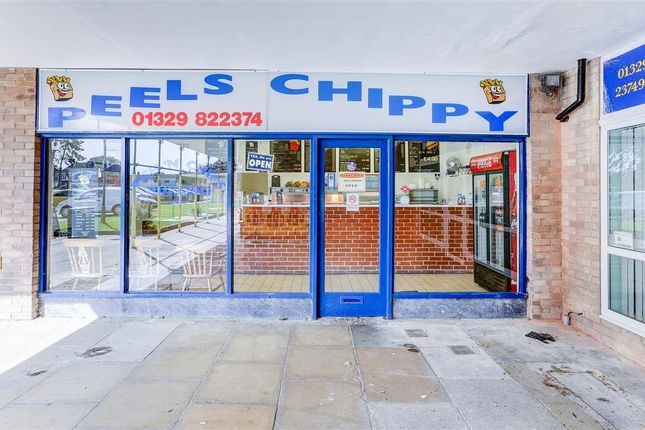 Thumbnail Retail premises for sale in Gosport, Hampshire