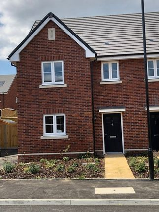 Thumbnail Semi-detached house to rent in Longster Road, North Stoneham Park, Eastleigh