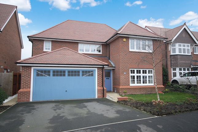 Thumbnail Detached house to rent in Oakland Way, Penymynydd, Chester
