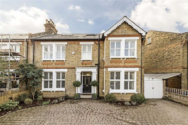Thumbnail Semi-detached house for sale in Clarence Road, Teddington