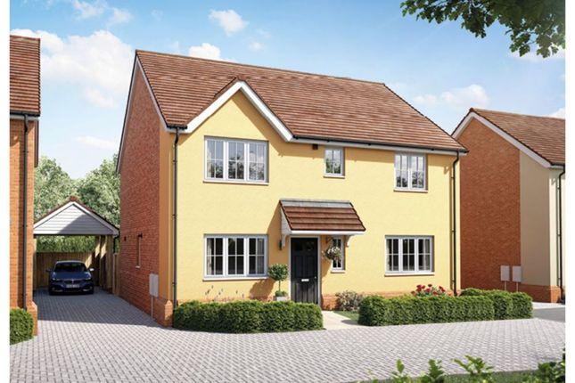 "Thumbnail Property for sale in ""The Dorking "" at Wetherden Road, Elmswell, Bury St. Edmunds"