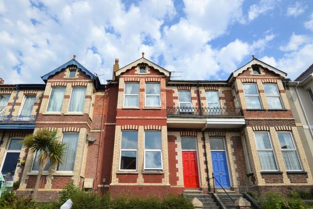 Thumbnail Terraced house for sale in Salisbury Road, Plymouth, Devon