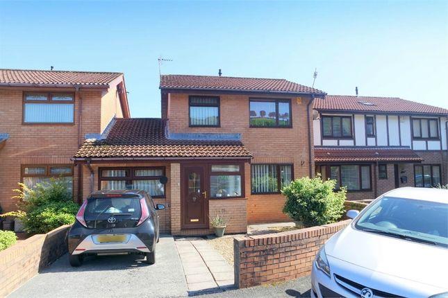 Thumbnail Semi-detached house for sale in Fairmeadows, Cwmfelin, Maesteg, Mid Glamorgan
